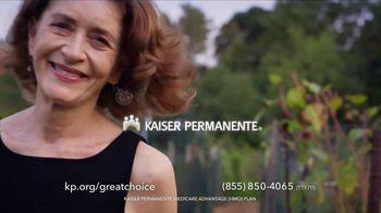 Kaiser Permanente Medicare Advantage Plan TV Spot, 'Great Choice' - Thumbnail 10