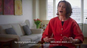 Kaiser Permanente Medicare Advantage Plan TV Spot, 'Great Choice' - Thumbnail 2