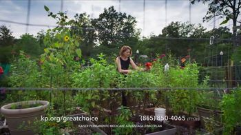 Kaiser Permanente Medicare Advantage Plan TV Spot, 'Great Choice' - Thumbnail 3