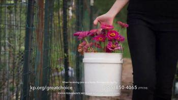 Kaiser Permanente Medicare Advantage Plan TV Spot, 'Great Choice' - Thumbnail 4