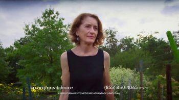 Kaiser Permanente Medicare Advantage Plan TV Spot, 'Great Choice' - Thumbnail 5