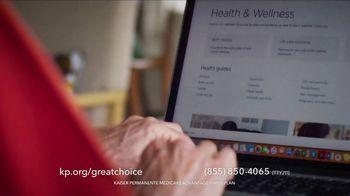 Kaiser Permanente Medicare Advantage Plan TV Spot, 'Great Choice' - Thumbnail 7