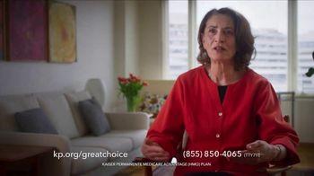Kaiser Permanente Medicare Advantage Plan TV Spot, 'Great Choice' - Thumbnail 8