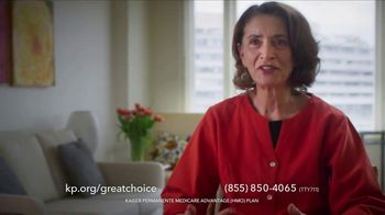 Kaiser Permanente Medicare Advantage Plan TV Spot, 'Great Choice' - Thumbnail 9