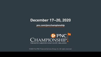 PNC Financial Services TV Spot, 'PNC Championship: Bring Families Together' - Thumbnail 10