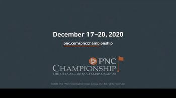 PNC Financial Services TV Spot, 'PNC Championship: Bring Families Together' - Thumbnail 9