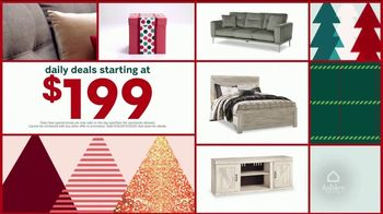 Ashley HomeStore Black Friday Deal Days TV Spot, 'Daily Deals and 0% Interest' - Thumbnail 2