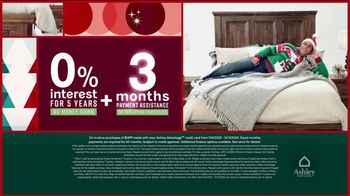 Ashley HomeStore Black Friday Deal Days TV Spot, 'Daily Deals and 0% Interest' - Thumbnail 4