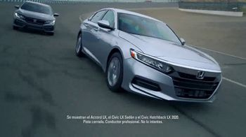 El Evento Navidades Honda TV Spot, 'En serio: Accord y Civic' [Spanish] [T2] - Thumbnail 4