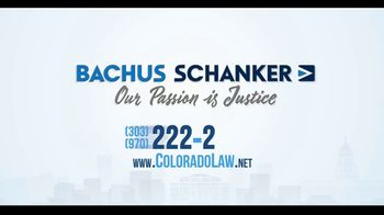 Law Offices of Bachus & Schanker TV Spot, 'Injured in an Accident' - Thumbnail 8