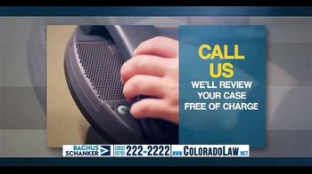Law Offices of Bachus & Schanker TV Spot, 'Injured in an Accident' - Thumbnail 3