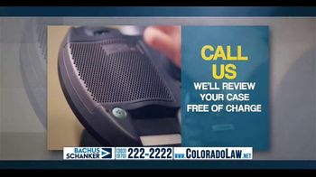 Law Offices of Bachus & Schanker TV Spot, 'Injured in an Accident' - Thumbnail 4