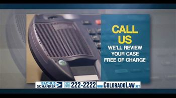 Law Offices of Bachus & Schanker TV Spot, 'Injured in an Accident' - Thumbnail 5