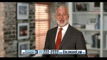 Law Offices of Bachus & Schanker TV Spot, 'Injured in an Accident' - Thumbnail 6