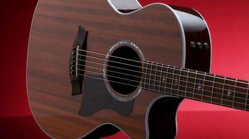 Guitar Center Pre-Black Friday Deals TV Spot, 'Holidays: Taylor and Martin' - Thumbnail 3