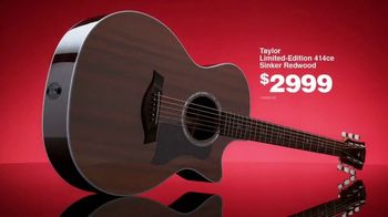 Guitar Center Pre-Black Friday Deals TV Spot, 'Holidays: Taylor and Martin'