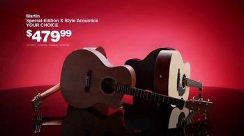Guitar Center Pre-Black Friday Deals TV Spot, 'Holidays: Taylor and Martin' - Thumbnail 7