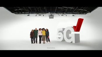 Verizon Black Friday TV Spot, 'The 5G America's Been Waiting For: $1,350 Off Samsung Galaxy S20+' - Thumbnail 2