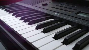 Guitar Center Pre-Black Friday Deals TV Spot, 'Holidays: Keyboard and Karaoke System' - Thumbnail 2