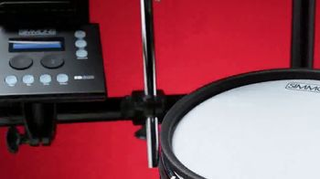 Guitar Center Pre-Black Friday Deals TV Spot, 'Holidays: Drumset and E-Kit' - Thumbnail 3