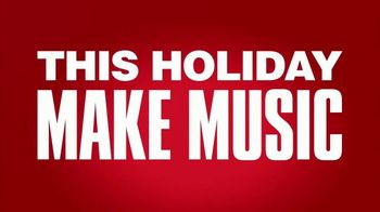 Guitar Center Pre-Black Friday Deals TV Spot, 'Holidays: DJ Controller and Tascam Studio Headphones' - Thumbnail 10
