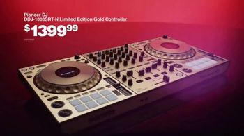 Guitar Center Pre-Black Friday Deals TV Spot, 'Holidays: DJ Controller and Tascam Studio Headphones' - Thumbnail 6