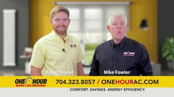 One Hour Heating & Air Conditioning TV Spot, 'Maximum Comfort: Free Furnace' - Thumbnail 1