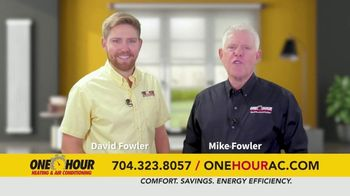 One Hour Heating & Air Conditioning TV Spot, 'Maximum Comfort: Free Furnace' - Thumbnail 2