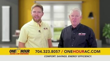 One Hour Heating & Air Conditioning TV Spot, 'Maximum Comfort: Free Furnace' - Thumbnail 5