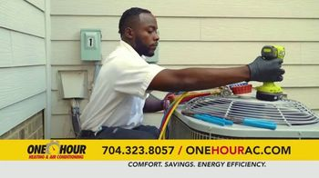 One Hour Heating & Air Conditioning TV Spot, 'Maximum Comfort: Free Furnace' - Thumbnail 8