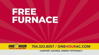One Hour Heating & Air Conditioning TV Spot, 'Maximum Comfort: Free Furnace' - Thumbnail 9