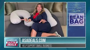 America's Steals & Deals TV Spot, 'Moon Pod' Featuring Genevieve Gorder
