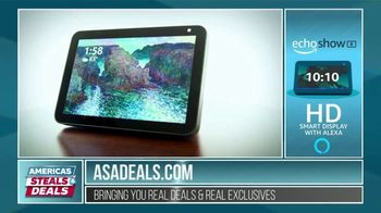 America's Steals & Deals TV Spot, 'Echo Show 8' Featuring Genevieve Gorder