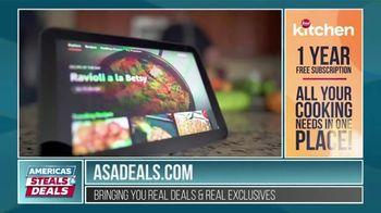 America's Steals & Deals TV Spot, 'Echo Show 8' Featuring Genevieve Gorder