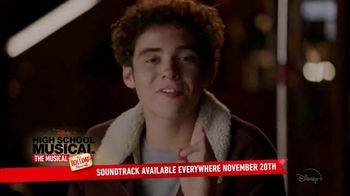 Disney+ TV Spot, 'High School Musical: The Musical: The Holiday Special' - Thumbnail 1