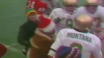 Guinness TV Spot, 'More Than a Ball, More Than a Beer' Featuring Joe Montana - Thumbnail 3