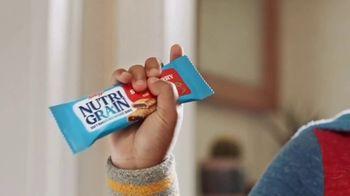 Nutri-Grain Soft Baked Breakfast Bars TV Spot, 'Standoff' - Thumbnail 3