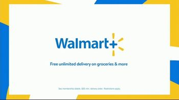 Walmart+ TV Spot, 'Doorstep: Free Unlimited Delivery' - Thumbnail 8