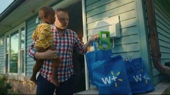 Walmart+ TV Spot, 'Doorstep: Free Unlimited Delivery'