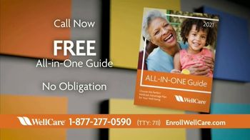 WellCare Health Plans TV Spot, 'All-In-One-Guide: Urgent Message' - Thumbnail 4