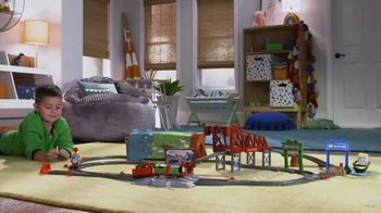 Talking Thomas & Percy Train Set TV Spot, 'Look Who's Talking' - Thumbnail 1