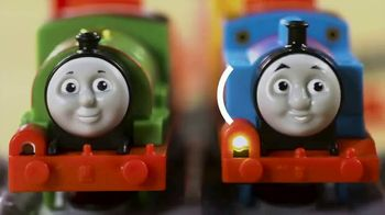 Talking Thomas & Percy Train Set TV Spot, 'Look Who's Talking'