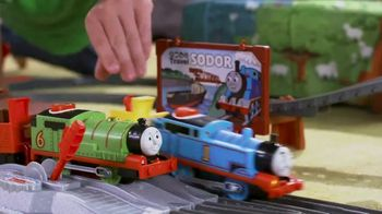 Talking Thomas & Percy Train Set TV Spot, 'Look Who's Talking' - Thumbnail 4