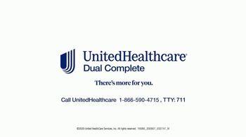 UnitedHealthcare Dual Complete Plan TV Spot, 'Extra Benefits' - Thumbnail 8