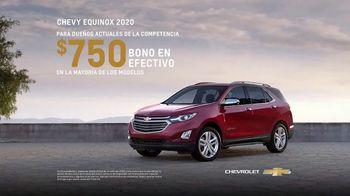 Chevrolet TV Spot, 'Familia de SUVs: ingenieros' [Spanish] [T2] - Thumbnail 10