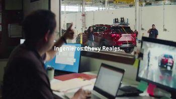 Chevrolet TV Spot, 'Familia de SUVs: ingenieros' [Spanish] [T2] - Thumbnail 2