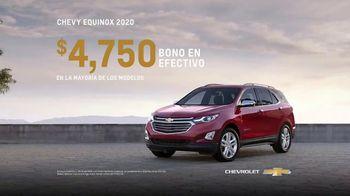 Chevrolet TV Spot, 'Familia de SUVs: ingenieros' [Spanish] [T2] - Thumbnail 7