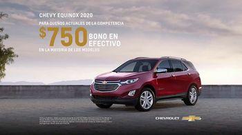 Chevrolet TV Spot, 'Familia de SUVs: ingenieros' [Spanish] [T2] - Thumbnail 9