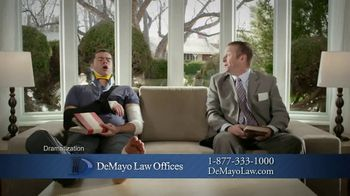 Law Offices of Michael A. DeMayo TV Spot, 'Mr. Jackson' - Thumbnail 3