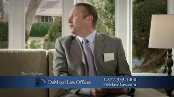Law Offices of Michael A. DeMayo TV Spot, 'Mr. Jackson' - Thumbnail 4